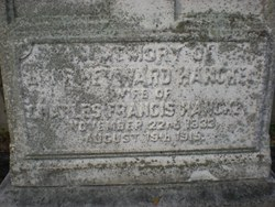 Anne Matilda <i>Heyward</i> Hanckel