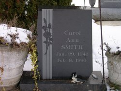 Carol Ann <i>Seniour</i> Smith