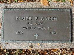 Elmer Barton Green