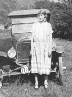 Margaret Josephine <i>Vest</i> Agee