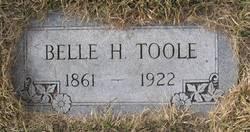 Belle H Toole