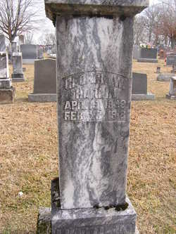 George W. Harlin