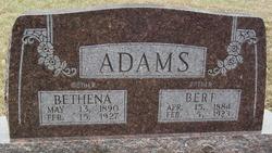 Bert Adams