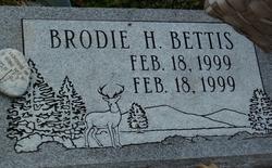 Brodie H Bettis