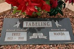 Wanda Tabeling
