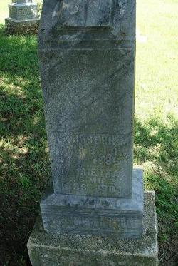 Rev Joseph Marion Longfellow