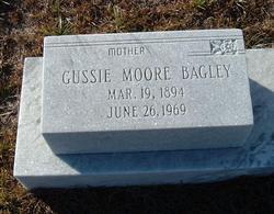 Gussie <i>Moore</i> Bagley