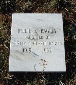 Billie K. Bagley