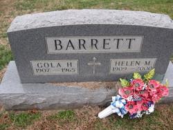 Gola H. Barrett