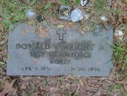 Donald Vance Wright, Jr