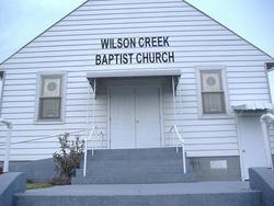 Wilson Creek Church Cemetery