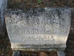 William Elhathan Haskell, Jr