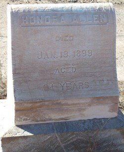 Honora Dee Hanna Allen