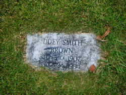 Odey Smith Brown