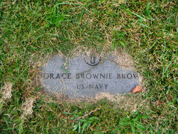 Horace Lipscomb Brownie Brown