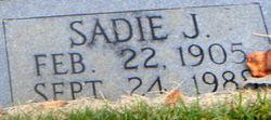 Sadie <i>Jenkins</i> Harrill