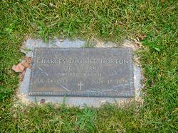 PFC Charles Dwight Horton