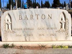 Maude Estelle <i>Cain</i> Barton