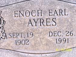 Enoch Earl Ayres