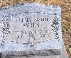 Thelma <i>Smith</i> Ayres