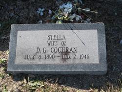 Stella <i>Scott</i> Cochran