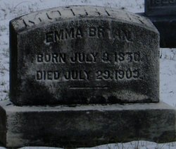 Emma <i>Williams</i> Bryan