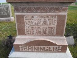 John Brininger