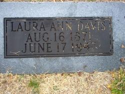 Laura Ann Davis