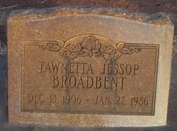 Fawnetta <i>Jessop</i> Broadbent