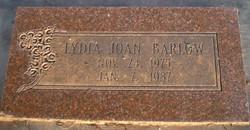 Lydia Joan Barlow