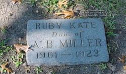 Ruby Kate <i>Miller</i> Donnell