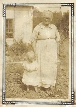 Bertha May <i>Alexander</i> Williams