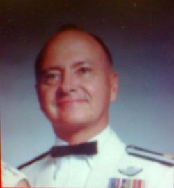 Maj David J Blum, Sr