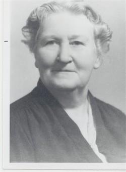 Minnie Grace <i>Olin</i> Mather