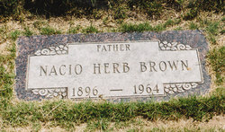 Nacio Herb Brown