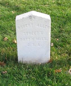 Pvt Robert Allen