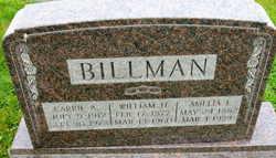 Amelia L <i>Behney</i> Billman