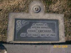 Nora Bell <i>Allen</i> Cochran