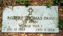 Robert Thomas Paul