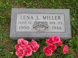 Lena L. <i>Ferree</i> Miller