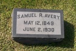Samuel Robison Avery