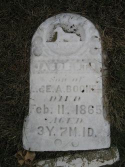 Jacob Sylvester Theodore Cisero Booher