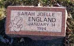 Sarah Joelle England