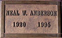 Neal Warren Anderson