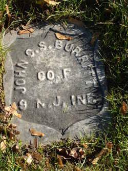 John Consider Shelton Burritt