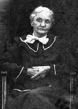 Maria Magdelana <i>Schneider</i> Frerichs
