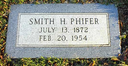 Smith H Phifer