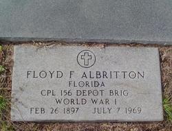 Floyd Franklin Albritton