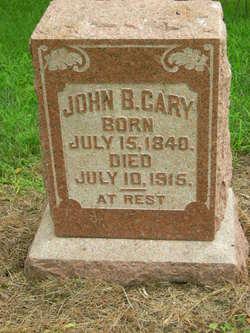 John B Cary
