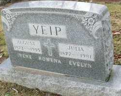 Julia Ann <i>Zimmer</i> Yeip